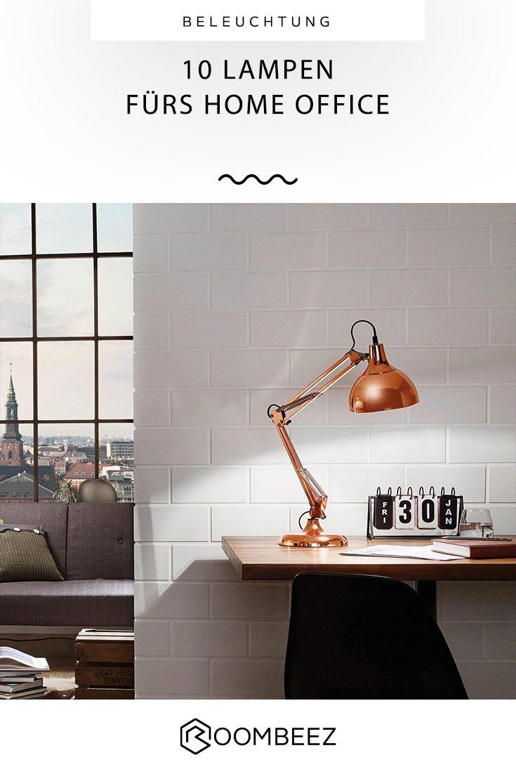 Schreibtischleuchten 10 Lampen Furs Home Office Otto Runde Badezimmerspiegel Lampen Schreibtischlampe