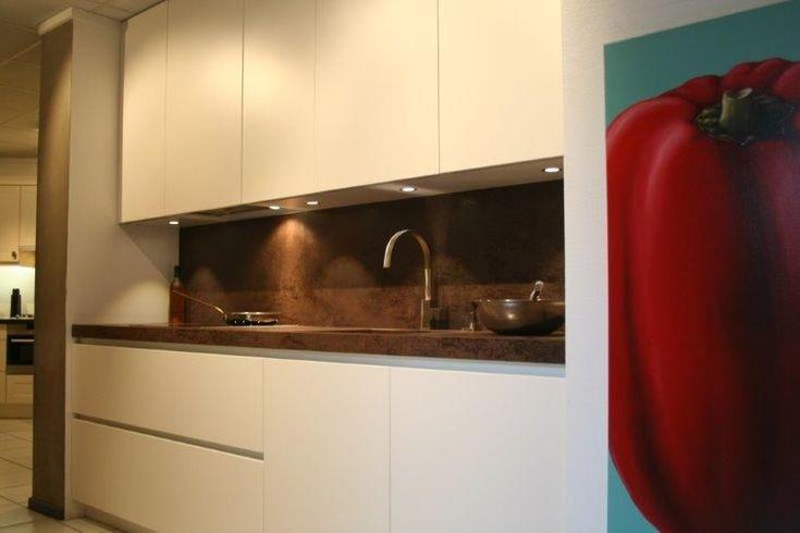 17 beste afbeeldingen over keuken op pinterest grijze tegels studio 39 s en ovens - Kleine keukenstudio ...