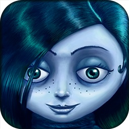 Amelia and Terror of the Night - app icon - www.youtube.com/watch?v=ASeKyb_XSRI