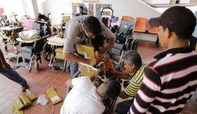 Club Rotario y Fundación Cinépolis colaboran con DIF Estatal Oaxaca