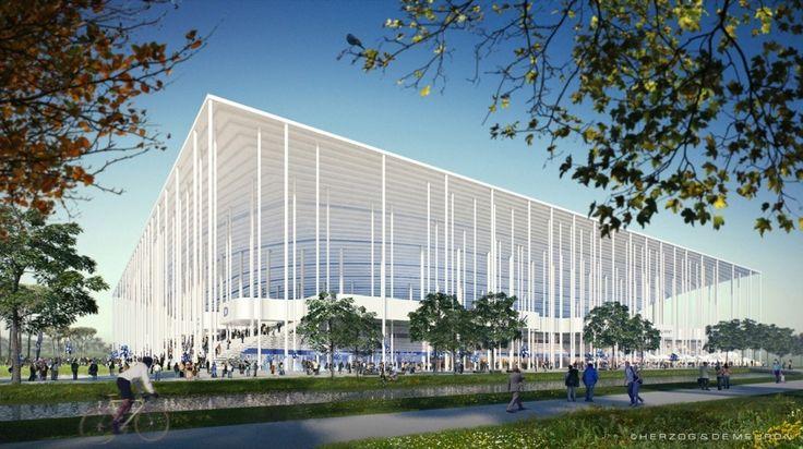 Herzog & de Meuron Breaks Ground on 'Grand Stade de Bordeaux'