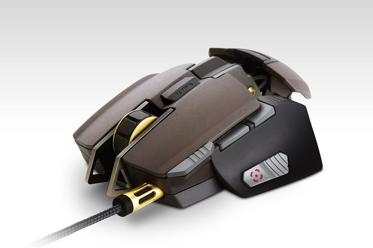 700M PC-Gaming-Maus | PC gaming mouse | Beitragsdetails | iF ONLINE EXHIBITION