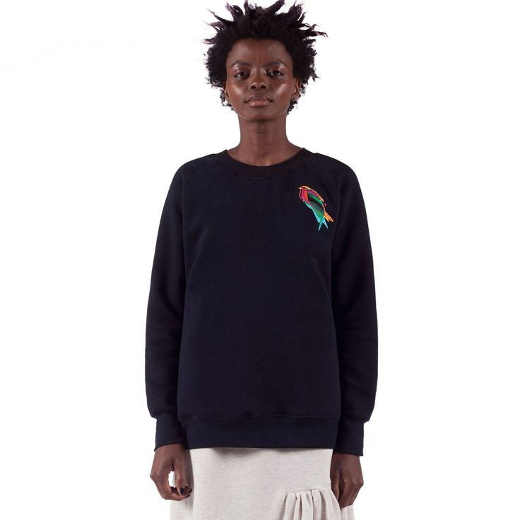 IOANA CIOLACU Sparrow Sweatshirt