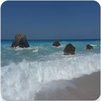H Παραλία μου με Κύματα
