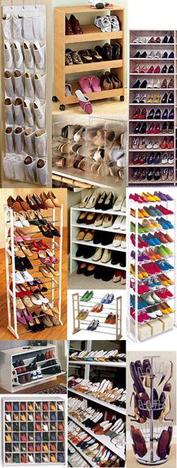 17 mejores ideas sobre muebles para guardar zapatos en for Muebles para colocar zapatos