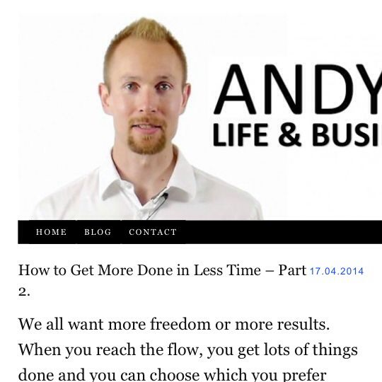 How to Get More Done in Less Time – Part 2.  #We all #want #more #freedom or more #results. When you #reach the #flow, you get lots of things done and you can #choose which you prefer more, freedom or results. Or you can #choose them #both. So if you want to get more done in #less #time, go with the Flow and things just #start to #happen!  #inspiration #motivation #dreams #goals #change #challenge #energy #life #free #winning #gettingthingsdone #selfhelp #succees #coaching…