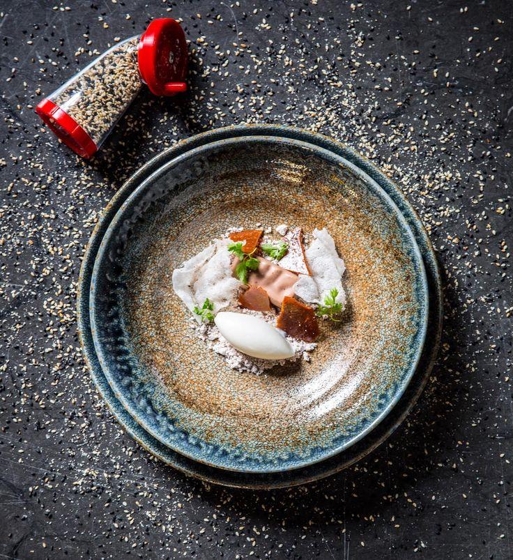 Desserter med Frida Ronge och Patrik Fredriksson för Mat & Vänner - Fotograf David Back
