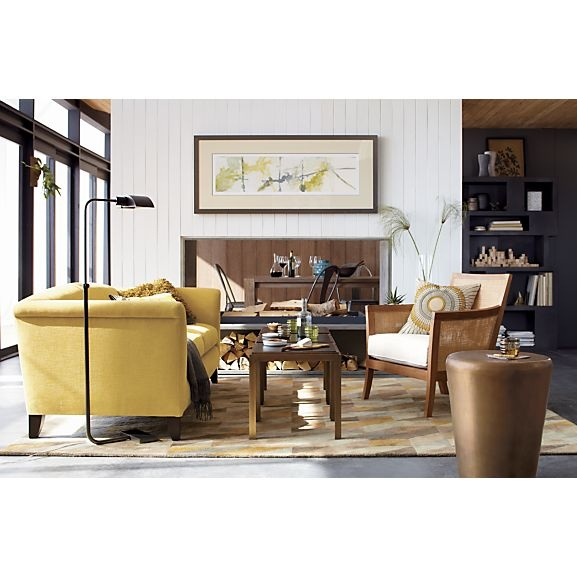 15 best images about living room on pinterest Crate and barrel living room chairs