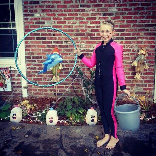 Dolphin trainer costume | Halloween...BOO! | Pinterest ...