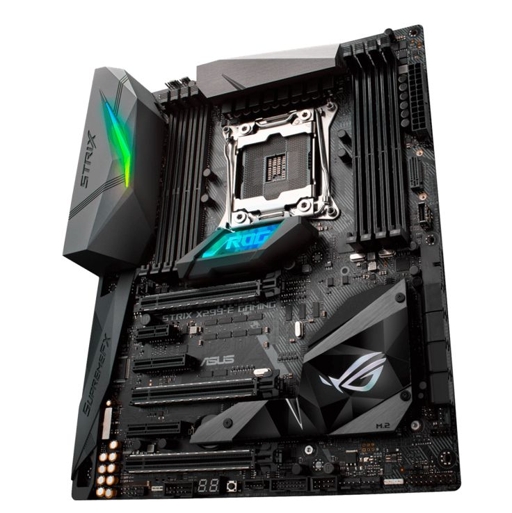 X299 gaming motherboards