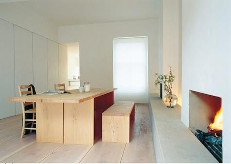 Walls, Windows & Floors: Dinesen Wooden Floors in Denmark : Remodelista