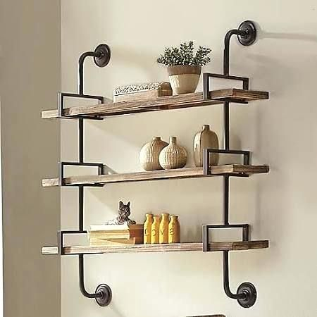 The 25 Best Unique Wall Shelves Ideas On Pinterest Art