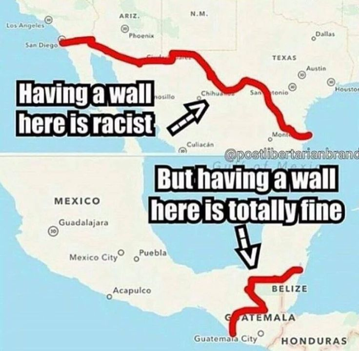 Best Maps Images On Pinterest Maps World Maps And Infographics - Us border wall map with mexico
