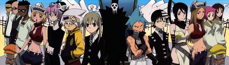 Personajes De Soul Eater I