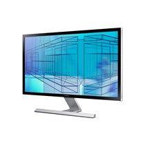 """Monitor Samsung U28D590D 28"""" LED 3840x2160 1000000:1 370cd/m2 1ms 2x HDMI Displayport P/N: LU28D590DS"""