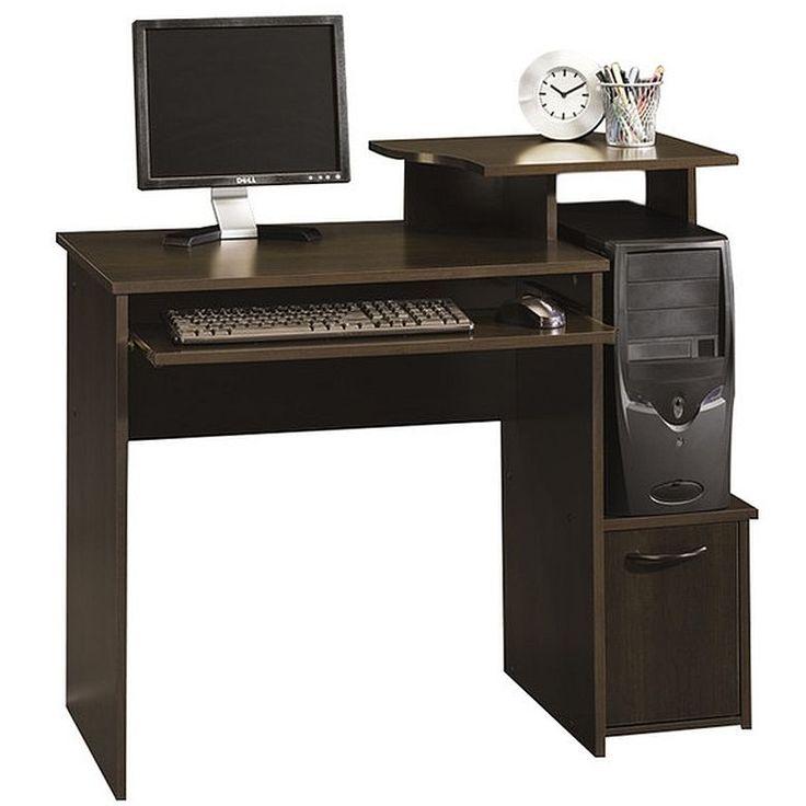 Best 25+ Wood computer desk ideas on Pinterest | Simple computer ...