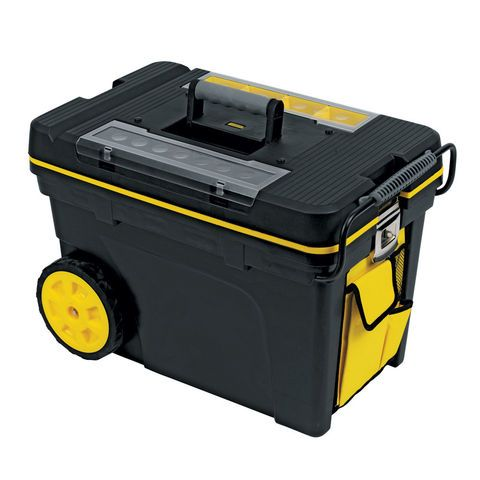 Stanley 'Pro' Mobile Job Chest 1-92-083 - Machine Mart - Machine Mart