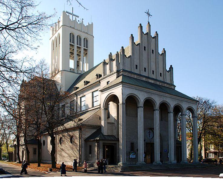 kościół na Bronowicach