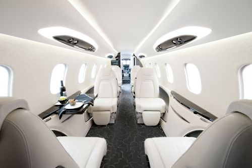 I love the interior of this jet! Luxury - private jet #moneyblessings