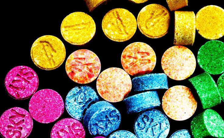 What are the effects of the drug Ecstasy?