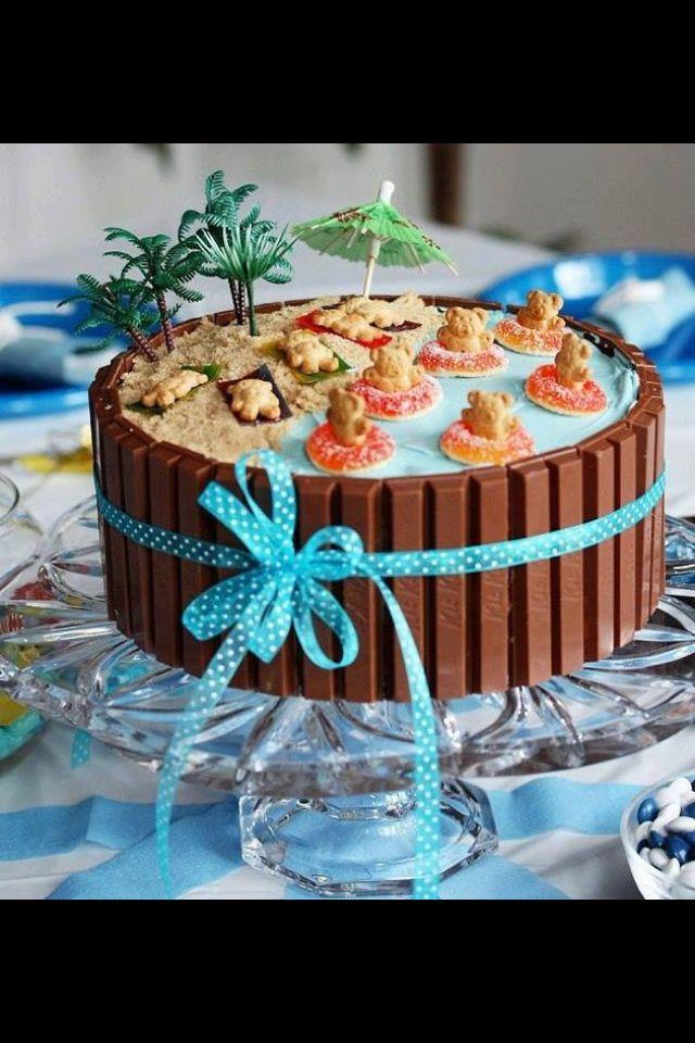 Best 25+ Hawaii cake ideas on Pinterest