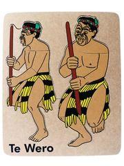 Te Wero Puzzle - Te Reo Maori