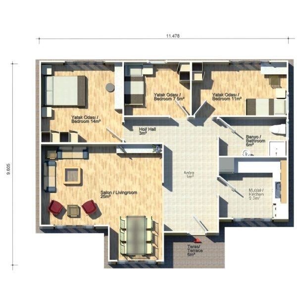 91 best images about merve on pinterest learning for 100m2 floor plan