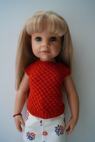 Вяжу, шью... наряжаю любимых Гётц / Одежда и обувь для кукол - своими руками и не только / Бэйбики. Куклы фото. Одежда для кукол