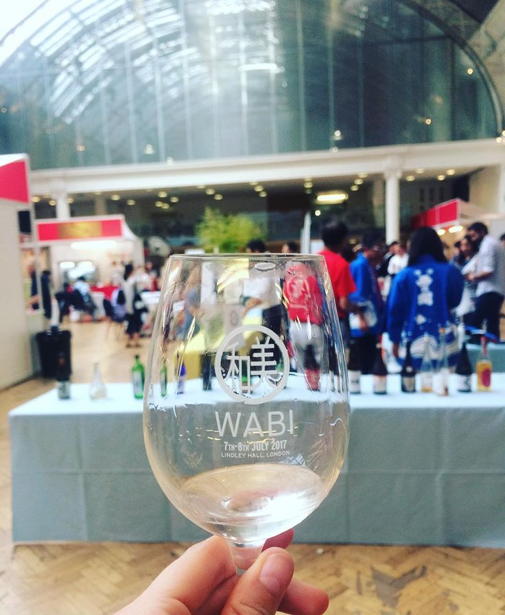 Our team were lucky enough to experience @wabi_japan at our hall a few weeks ago! Delicious sushi and sake all around! #sushi #wabi #londonvenue #londonevents #sake