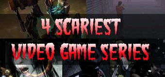 The Four Scariest Video Game Series For Halloween