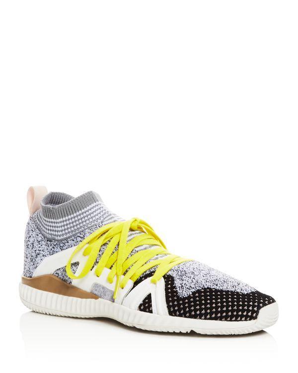 Stella McCartney Knit Sock Sneakers CT38BzSL