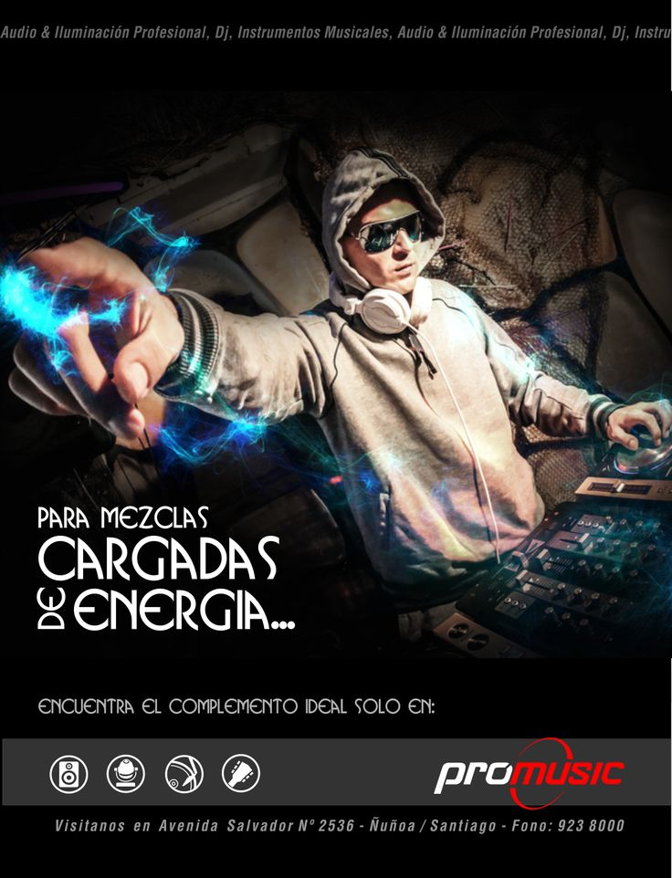 #dj #controladores dj #promusic