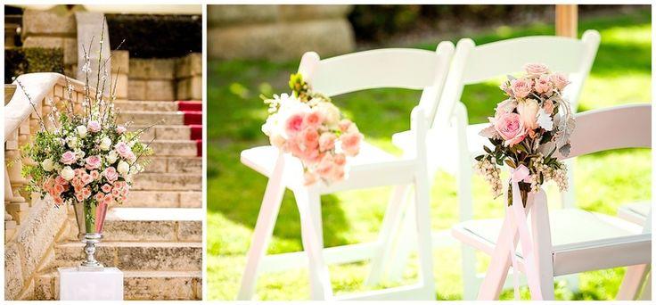 caversham house staircase wedding ceremony