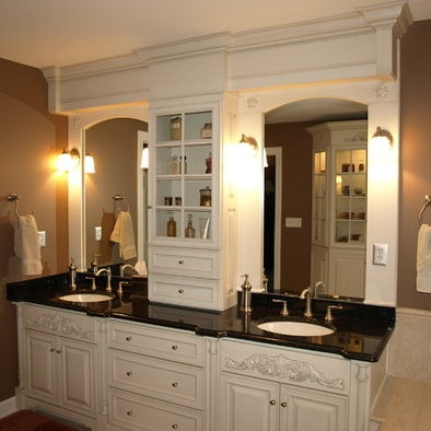 Bathroom Double Vanity Ideas Home Design Ideas And Pictures