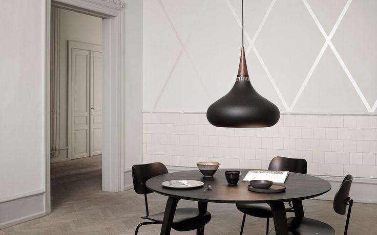 Orient Pendant Black Esszimmer Beleuchtung Pendelleuchten Design Inneneinrichtung