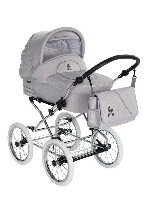 Friedrich Hugo Munich 3 In 1 Combi Pushchair Complete Friedrich Hugo Munchen 3 In 1 Kombi Kinderwagen Komplettset Nostalgi In 2020 Baby Buggy Baby Carriage Baby Equipment