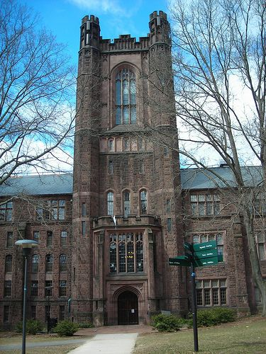 Williston Library - Mount Holyoke College (#21 on the 2010 list of Most Beautiful College Libraries)