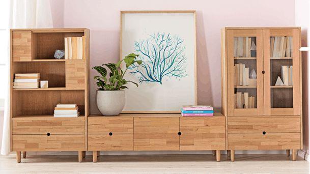 Entertainment Units, Bookshelf, TV Cabinets, Bookcase   Domayne