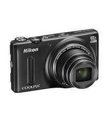 Nikon Coolpix S9600 16 MP Point & Shoot Camera (Black) At Rs. 9308