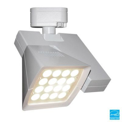halo led track lighting heads. wac lighting logos 16 light 40w 2700k narrow led track head finish white halo heads r