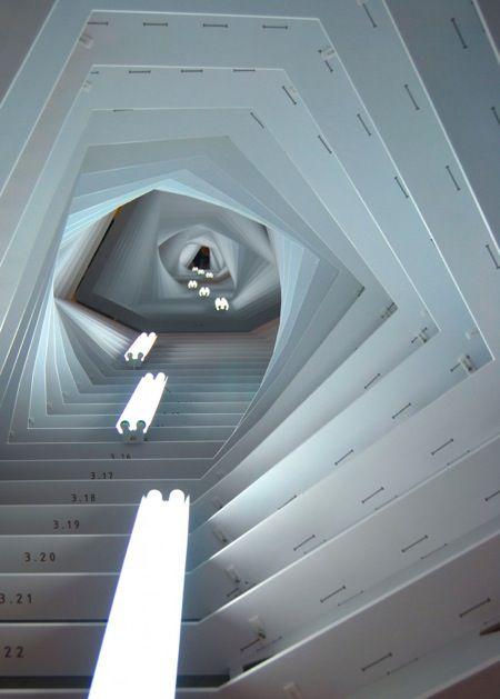 Ambassade du Design: Flux: architecture dans un paysage paramétrique