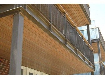 balcony soffit board - Google Search