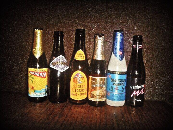 Bier.   Belgium Taken by @jadelara