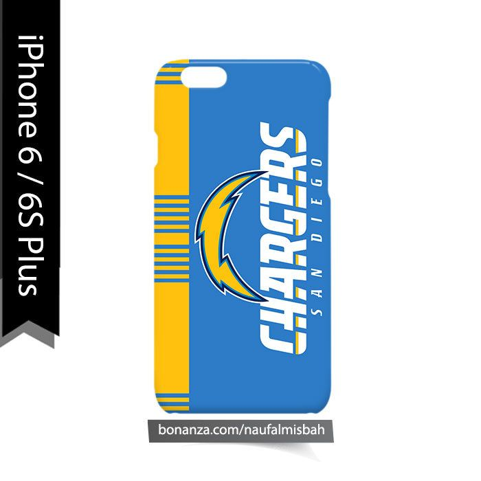 San Diego Chargers Line #2 iPhone 6/6s PLUS Case Cover Wrap Around