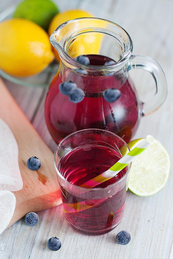 littlemashies.com Lemon Lime and Blueberry Water Kefir Recipe (video instructions & recipe)