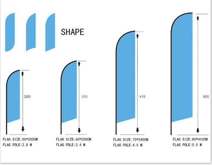 Aerlxemrbrae Custom Beach Flag Graphic Custom Printing For Feather Flag Banner Graphic Advertising Promotion