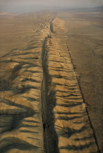 The San Andreas Fault