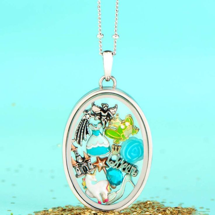 New Living Locket and Charms from the Origami Owl Fall 2016 Collection! Fairy tale dreams and unicorns! Which charm is your favorite?