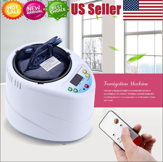Details About 2l Home Steam Sauna Spa Steamer Generator For