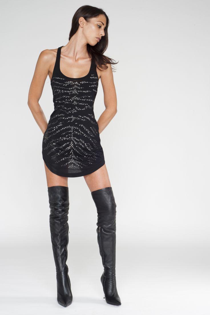Arollo Leather Heeled Boots 8cefb25658a31da1c0aa79a046572856
